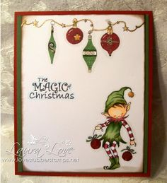 Loves Rubberstamps Blog: The Magic of Christmas