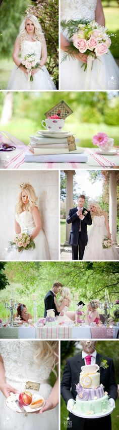 alice and wonderland photo shoot | ALICE IN WONDERLAND SHOOT FOR THE WEDDING AFFAIR AT SCAMPSTON HALL ...