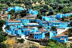 Passer ses vacances dans le village des schtroumpfs I #Espagne I