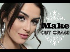 Maquiagem Cut Crease Clássica por Mariana Saad