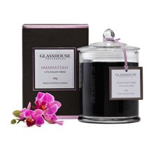 Australian Made Candles & Diffusers | Glasshouse Fragrances