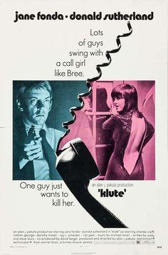 Klute, de Alan J. Pakula, 1971