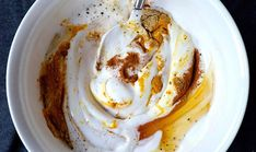 Turmericul și iaurtul organic te pot scăpa de rozacee, acnee și cearcăne – Secretele.com Skin Care Tips, Peanut Butter, Health Fitness, Breakfast, Ethnic Recipes, Eating Healthy, Turmeric, Spin, News