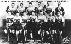 saskatoon quakers 1934 - Google Search