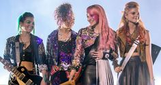 'Jem and the Holograms' Movie Trailer Is Truly Outrageous! -- Four friends go on a once-in-a-lifetime journey as they become global music superstars in the first trailer for 'Jem and the Holograms'. -- http://movieweb.com/jem-holograms-movie-trailer/