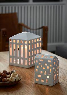 Urbania Lantern - Candle Holder - Kähler