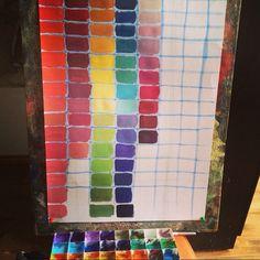 Colors practice