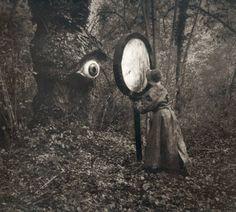 I spy with my little eye #fairytale #surreal