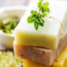 Seife herstellen - Seifen-Rezept: Teebaumöl-Seife selber machen