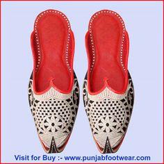 Punjabi Juti