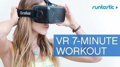 Runtastic Virtual Reality 7-Minute Workout (feat. Oculus Rift)