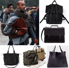 5 must-have laptop bags for men