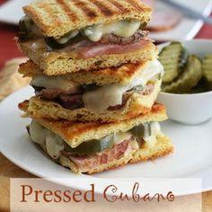 Low Carb Cubano Sandwich Recipe