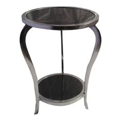 I pinned this Dugre Accent Table from the Colville Studios event at Joss and Main!--Tables-Concept Candie Interiors