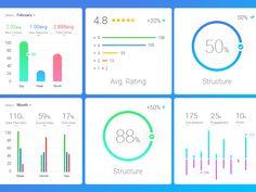 Business UI Elements by KonnstantinC