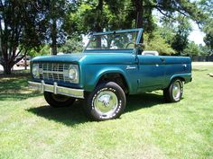ford bronco | 1966 Ford Bronco - Pictures - CarGurus