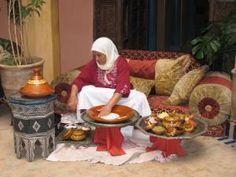 La Maison Arabe cooking course marrakech - © Anouk Zijlma