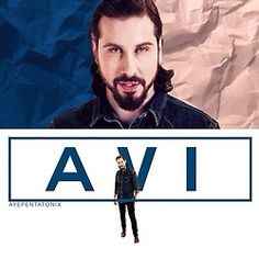 Avi Kaplan of PTX - Pentatonix - Bass Vocalist Pentatonix Avi, List Of Bands, Scott Hoying, Soul Songs, Mitch Grassi, All About That Bass, Words To Describe, Cool Bands, Singer