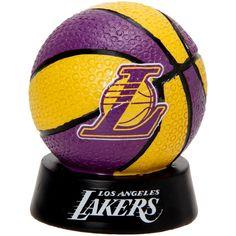 Los Angeles Lakers Basketball Display Paperweight