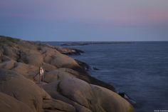Mærrapanna after sunset Copyright Heidi Femmen