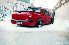rare Vw Saveiro G5