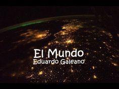 El mundo de Eduardo Galeano - Cuentos cortos para adultos - Microcuentos - YouTube
