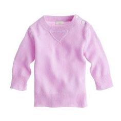 Collection cashmere baby sweater - crewcuts cashmere - Girl's baby - J.Crew