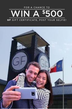 We're back with our Selfie Contest, giving you the chance to win a FREE $500 GF gift card! Simply come out to any of our three Houston area locations: 6006 N FWY, Houston, 7227 W Grand Parkway South, Richmond, or 2411 Post Oak Blvd, Houston, and take a selfie. Post your selfie to Facebook, Instagram, or Twitter, using the hashtag #GFToday and that's it! Join us TODAY to take your selfie!  Houston TX   Gallery Furniture  