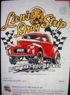Lions, Nostalgia, Racing, T Shirt, Running, Supreme T Shirt, Lion, Tee Shirt, Auto Racing
