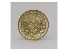 Coupe de mariage: les Noces de Cana- Musée national de la Renaissance (Ecouen)