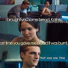 one time katniss!