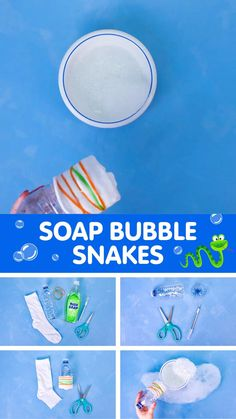 The bubble snake is a super fun and simple way to up your bubble game! It's easy to make, using items you probably already have around the house, and it provides tons of fun for little ones. You can use the bubble snake outside, or try using bath friendly soaps for an exciting experience during bath time!