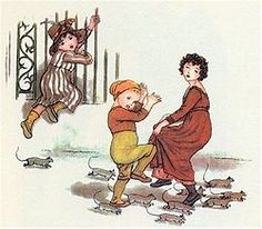 "July 22 - Pied piper of hamelin Day or ""Ratcatcher Day""   some info on the story at this site"