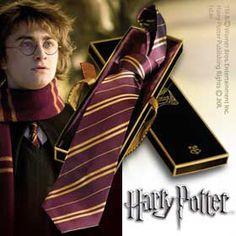 Corbata Harry Potter. Gryffindor