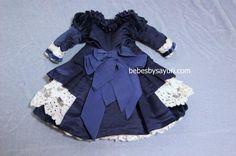 dress back (2) #Sayuri #Bru #doll #BruJne #bebe #BruDoll #antique