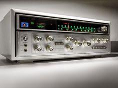 Golden Age Of Audio: Sansui QRX 3500 4-Channel Receiver
