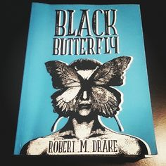 The Black Butterfly is a symbol of transformation and rebirth after death. Drake wrote this book for those who have lost someone in death and in life.