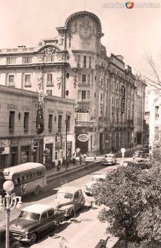 Monterrey,HotelAncira,1957