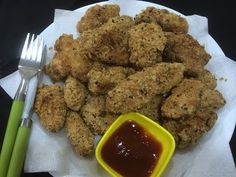 Chicken Fingers KFC style homemade Recipe | Chicken Fingers Recipe in hindi - YouTube