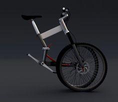 izibi folding bike