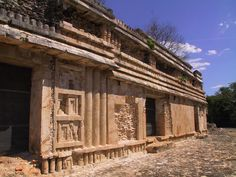 Zona Arqueologica Chunhuhub. Campeche México