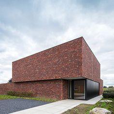Raf Segers Architect   Woning SJ Maaseik