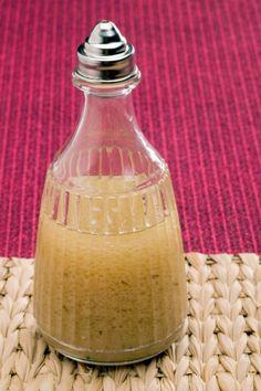Vinagretas balsámica con miel