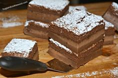 Chocolate Magic Custard Cakes - Hugs and Cookies XOXO