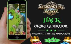 Summoners Wars Hack tool is a great online cheat tool for generating unlimited crystals, mana stones, and glory points. Get FREE Summoners Wars resources.