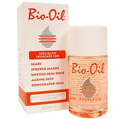 Bio-Oil 2 x 60 ml for scars, stretch marks and dehydrated skin Bio Oil Stretch Marks, Stretch Marks On Thighs, Calendula Oil, Chamomile Oil, Bio Oil Before And After, Bio Oil Pregnancy, Bio Oil Uses, Bio Oil Scars, Acne Scars