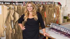 Designerin Anna Scholz : Anna Scholz in GALA magazine - Plus Size Designer Beauty And Fashion, Curvy Fashion, Plus Size Fashion, Women's Fashion, Xl Mode, Mode Plus, Designer Plus Size Clothing, Plus Size Designers, Gala Magazine