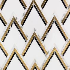 VZAG Nero Marquina Tile | Tilebar.com Calacatta Gold Marble, Marble Tiles, Marble Floor, Mosaic Tiles, Wall Tiles, Tiling, Floor Patterns, Tile Patterns, Textures Patterns