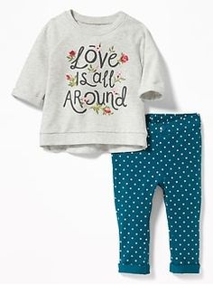 Baby Girls: Sets   Old Navy
