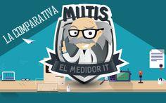 La nueva edición de La Comparativa PRóXIMAMENTE! Descubre que tiene que decir Mutis, El Medidor IT
